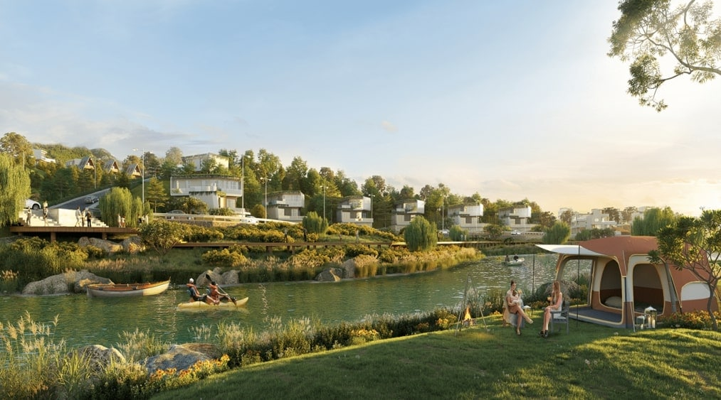 Legacy Riverside Hòa Bình-tỉnh Hòa Bình
